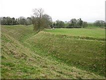 SU1070 : Avebury stone circle by don cload