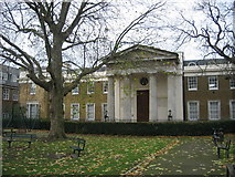 TQ3282 : Haberdashers' Aske's almshouses by David Williams
