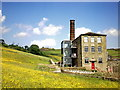 SD9929 : Pecket Well Mill by Alexander P Kapp