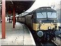 ST3088 : Railway Station, Newport/Casnewydd by Dave Hitchborne