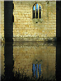 TQ7825 : Bodiam Castle east wall by Oast House Archive