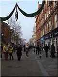 SO8554 : Worcester High Street by Eirian Evans
