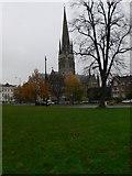 ST5773 : Christ Church, Clifton Park by Eirian Evans