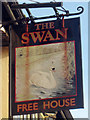 TR0042 : The Swan sign by Oast House Archive