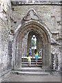 SO5300 : An exotic doorway out of the cloister by Virginia Knight