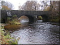 NM8162 : Bridge over Strontian River by Peter Bond