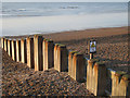 TQ7808 : Beach Groynes by Oast House Archive