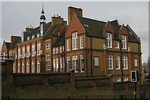 TQ2775 : Lavender Hill School by Christopher Hilton