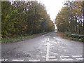 TM3054 : Lower Ufford Road by Geographer