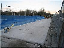 SU6252 : Rebuilding Brunel Road bridge by Given Up