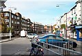O1833 : Maisonettes in Thorncastle Street, Ringsend by Eric Jones