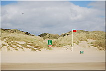 TQ9618 : Zone E, Camber Sands by N Chadwick