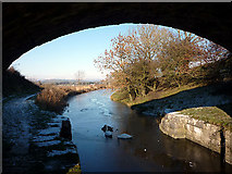SD5277 : The Lancaster Canal from Bridge 146 by Karl and Ali