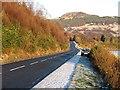 NN2803 : A83, Loch Long by Richard Webb