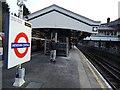 TQ2288 : Hendon Central underground station by Stacey Harris