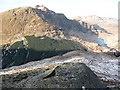 NN2205 : North ridge, Ben Donich by Richard Webb