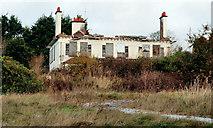 J4774 : Derelict house, Newtownards by Albert Bridge