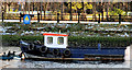 J3473 : Dredging the River Lagan, Belfast -  2010/11 (73) by Albert Bridge
