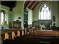 NY3962 : The Church of St John the Baptist, Blackford, Interior by Alexander P Kapp