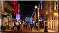 J3474 : Christmas lights, Belfast 2010 (7) by Albert Bridge