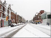 TQ2804 : Church Road by Simon Carey