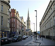 NZ2463 : Clayton Street West, Newcastle upon Tyne by Andrew Curtis