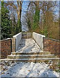 SO8171 : Mitton Chapel Bridge No. 7 (3), Staffordshire & Worcestershire Canal by P L Chadwick