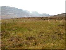 NN9040 : Moorland near Milton by Maigheach-gheal