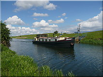 TF1839 : South Forty Foot Drain by Steve Tapster
