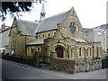 SD4077 : United Reformed Church, Grange-Over-Sands by Alexander P Kapp