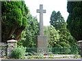 SD3484 : War Memorial, Haverthwaite by Alexander P Kapp