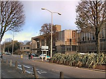 TQ2804 : Hove Town Hall by Paul Gillett