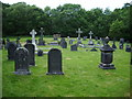 SD3785 : St Mary's Church, Staveley-in-Cartmel, Graveyard by Alexander P Kapp