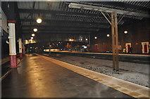SJ8745 : Stoke on Trent Railway Station by Ashley Dace