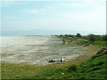 SD1779 : Slag heap plateau by Rose and Trev Clough