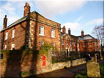 TL8564 : Bury St. Edmunds: the deanery by Chris Downer