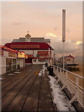 TG5307 : Great Yarmouth: on Britannia Pier by Chris Downer