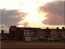 TG5307 : Great Yarmouth: Empire Theatre from Britannia Pier by Chris Downer