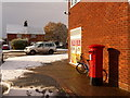 TF8709 : Necton: postbox № PE37 392, Chantry Court by Chris Downer