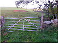 NY6235 : Footpath near Ousby by Maigheach-gheal