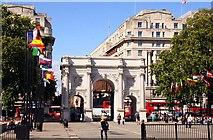 TQ2780 : Marble Arch by Steve Daniels