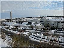 NT2970 : Edinburgh Royal Infirmary at Little France by M J Richardson