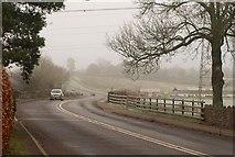 ST0209 : B3181 at Five Bridges by Derek Harper