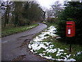 TM3761 : Mitford Road & Mitford Road Postbox by Adrian Cable