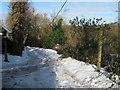 TQ4257 : Bridleway junction on Hillside Road by David Anstiss