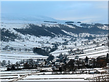 SD9772 : Kettlewell in the snow by Stephen Craven
