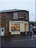SD8632 : Laurel & Hardy's, Brun Terrace, Burnley by Alexander P Kapp