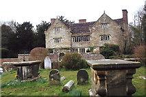 TQ3632 : Churchyard, West Hoathly by nick macneill