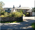 ST3694 : Coed-y-fon farmhouse, Monmouthshire by Jaggery