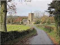 SD6382 : St Bartholomew's Church, Barbon by Les Hull